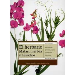 El herbario: matas, hierbas y helechos