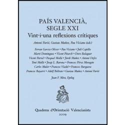 País Valencià, segle XXI. Vint-i-una reflexions crítiques