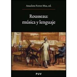 Rousseau: música y lenguaje