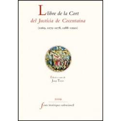 Llibre de la Cort del Justícia de Cocentaina (1269-1290)