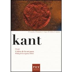 Kant. Llegir la «Crítica de la raó pura»