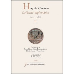 Hug de Cardona, II