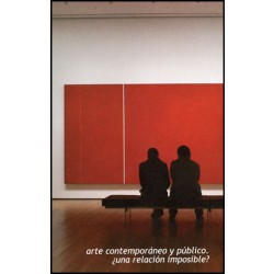 Arte contemporáneo y publico