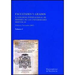 Facultades y Grados (2 vol.)