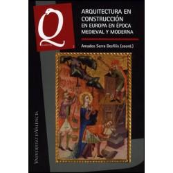 Arquitectura en construcción en Europa en época medieval y moderna