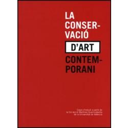 La conservació d'Art Contemporani