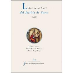 Llibre de la Cort del Justícia de Sueca (1457)