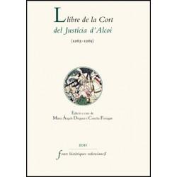 Llibre de la Cort del Justícia d'Alcoi (1263-1265)