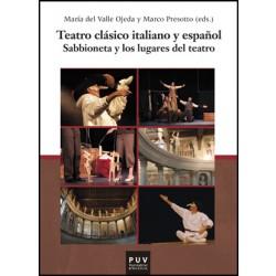 Teatro clásico italiano y español