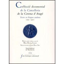 Col·lecció documental de la Cancelleria de la Corona d'Aragó
