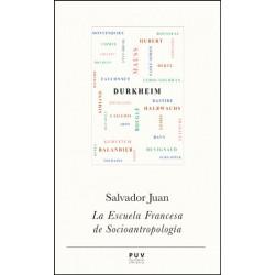 La Escuela Francesa de Socioantropología