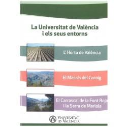 La Universitat de València i els seus entorns naturals. Volum 2