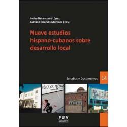 Nueve estudios hispano-cubanos sobre desarrollo local