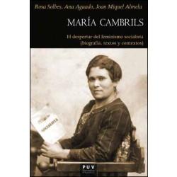María Cambrils: El despertar del feminismo socialista