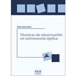 Técnicas de observación en astronomía óptica