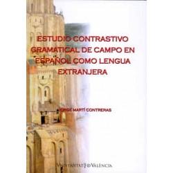 Estudio contrastivo gramatical de campo en español como lengua extranjera