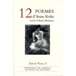 12 poemes d'Anise Koltz