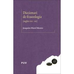 Diccionari de fraseologia