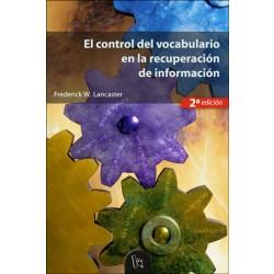 El control del vocabulario en la recuperación de información (2a ed.)