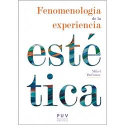 Fenomenología de la experiencia estética