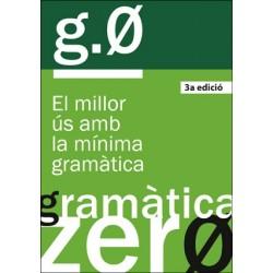 Gramàtica zero, 3a ed.