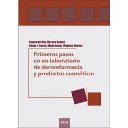 Primeros pasos en un laboratorio de dermofarmacia y productos cosméticos