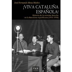 ¡Viva Cataluña española!