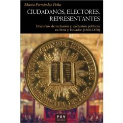 Ciudadanos, electores, representantes