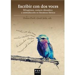 Escribir con dos voces