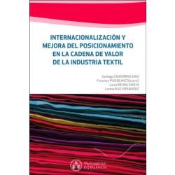 Internacionalización y mejora del posicionamiento en la cadena de valor de la industria textil