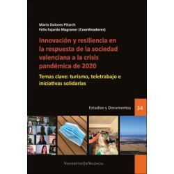 Innovación y resiliencia en la respuesta de la sociedad valenciana a la crisis pandémica de 2020