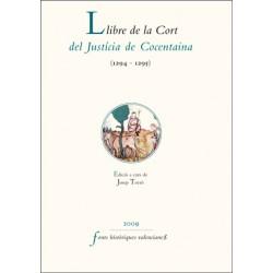Llibre de la Cort del Justícia de Cocentaina (1294-1295)