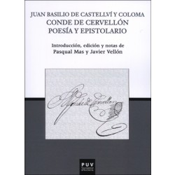 Juan Basilio de Castellví y Coloma Conde de Cervellón