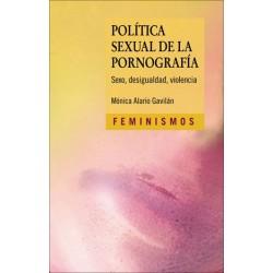 Política sexual de la pornografía