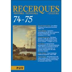 Recerques, 74-75