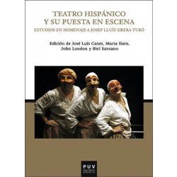 Teatro hispánico y su puesta en escena