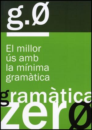 Gramàtica zero, 2a ed.