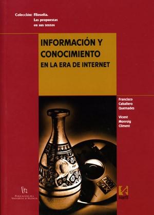Información y conocimiento