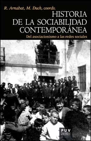 Historia de la sociabilidad contemporánea