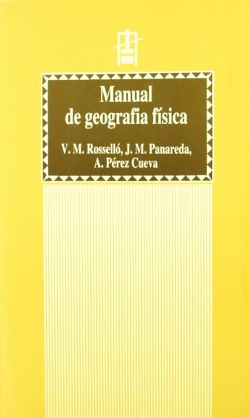 Manual de Geografia Física (2a ed.)