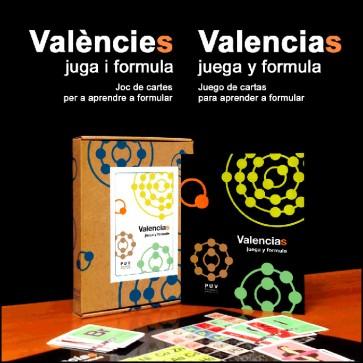 Valències. Juga i formula