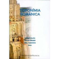 Toponímia romànica