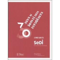 30 anys al servei dels estudiants (1987-2017)