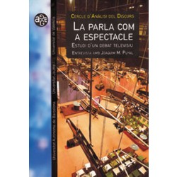 La parla com a espectacle