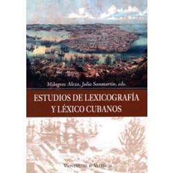Estudios de lexicografía y léxico cubanos