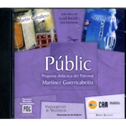 Públic: proposta didàctica del Patronat Martínez Guerricabeitia