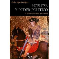 Nobleza y poder político en el Reino de Valencia