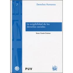 La exigibilidad de los derechos sociales