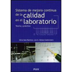 Sistema de mejora continua de la calidad en el laboratorio