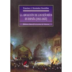 La abolición de los señoríos en España [1811-1837]